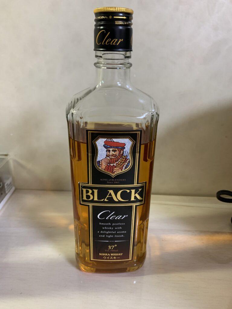 ブラックニッカ